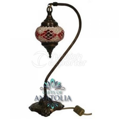 Lámparas de mosaico Camel Neck