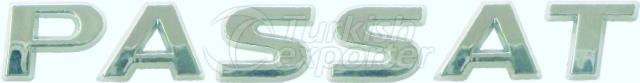 Volkswagen 3C8853687A PASSAT YMYA