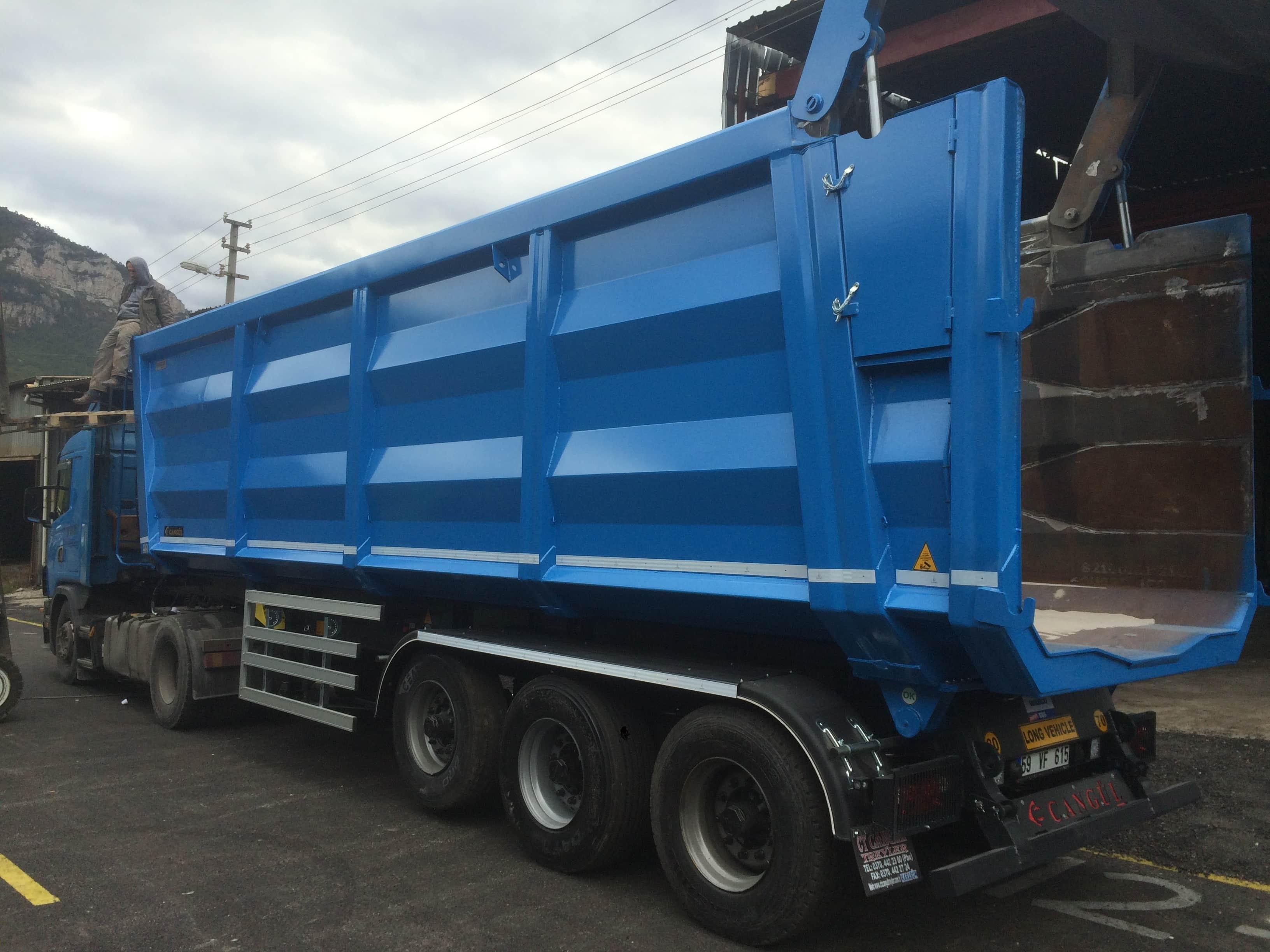 Camion à benne basculante CT3DM-16