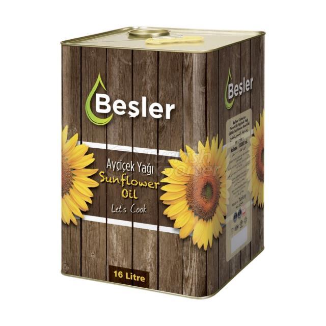 Sunflower Oil 16lt