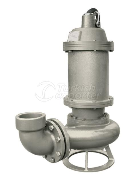Cast Iron Body Submersible Pump