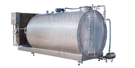 Milk Cooling Tank 5000-6000Lt