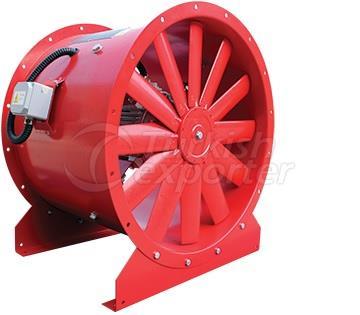 VAN-S Axial Smoke Exhaust Fans
