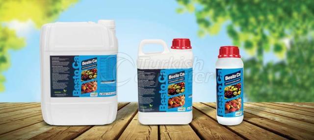 Liquid Fertilizers - BESTO CA
