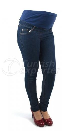 Narrowed Jeans Pregnant