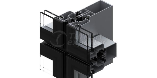 SG 50K Curtain Wall System