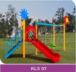 Playground Equipments KLS07