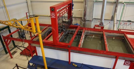 Diping Washing Systems