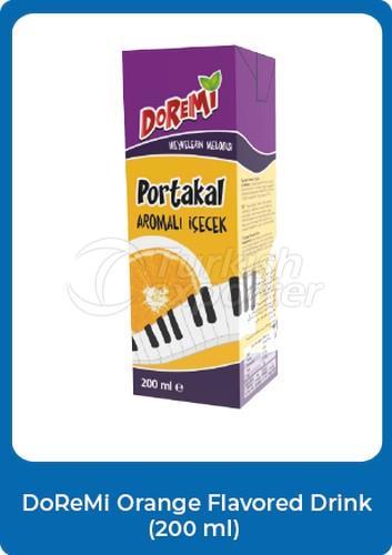 Doremi Orange Flavored Drink