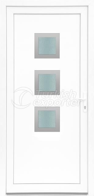 Pvc Panel - Flat Inoxline 5
