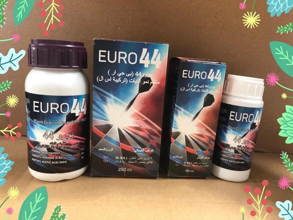 Natural PGR EURO 44
