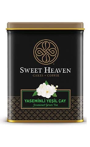 Jasmined Green Tea