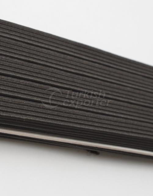 Flat Elastic 8mm