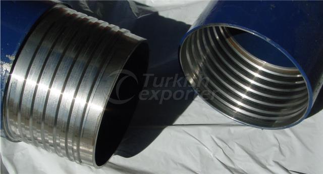 Customer Designed Thread Joint