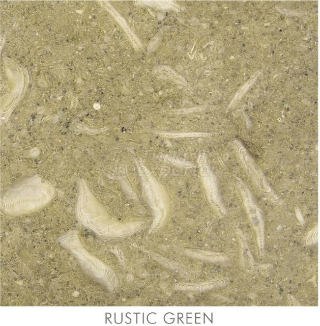 Marble - Rustic Green