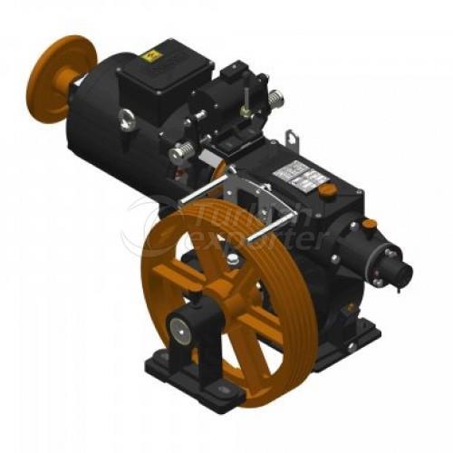 Elevator Machine Engine Nagel VVVF