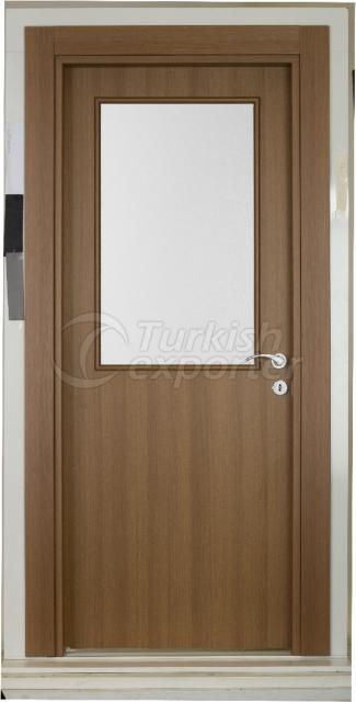 Ahşap Kapı 101 Ceviz
