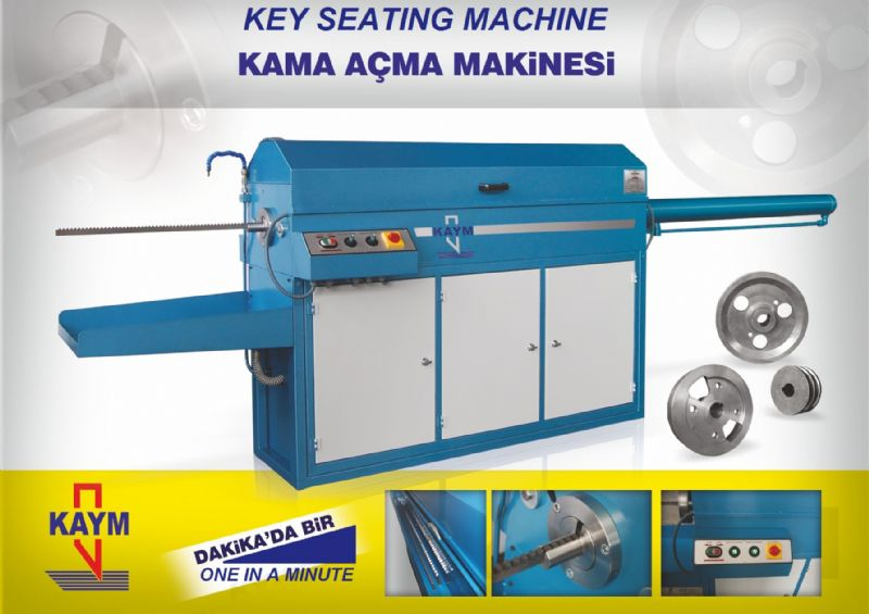 Key Seating Machine