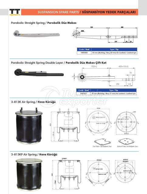 Suspension Spare Parts