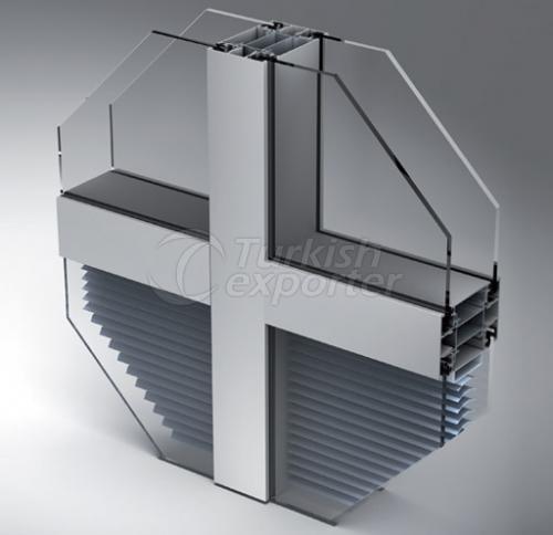 Sistema modular de escritório