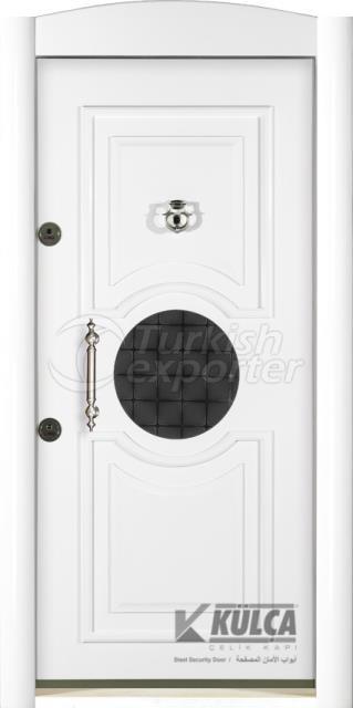 Exclusive Steel Door) Z-9024