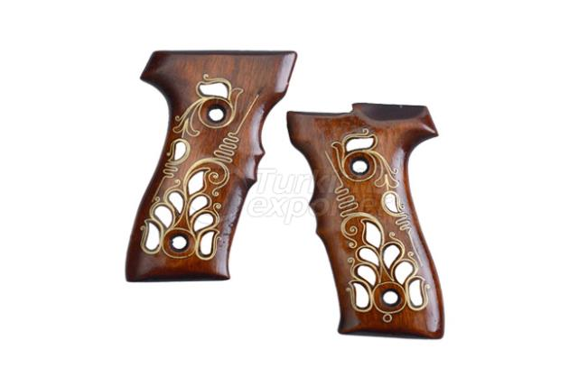 Pearlescent Wood Grips