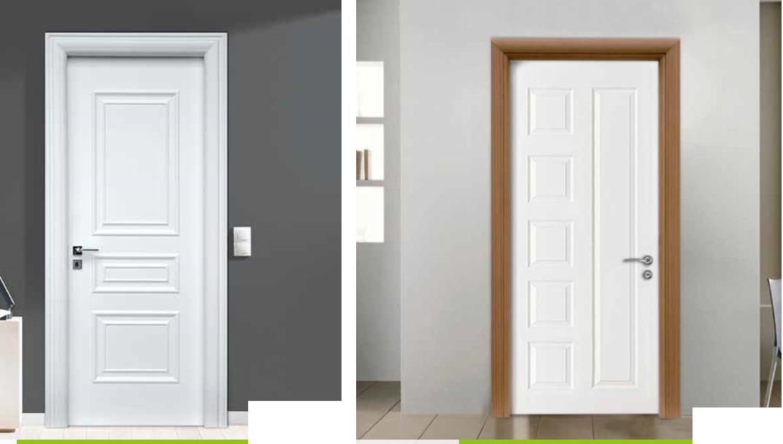 Lacquer Door
