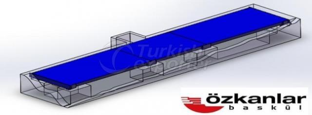 HIBBO-C Truck Scales