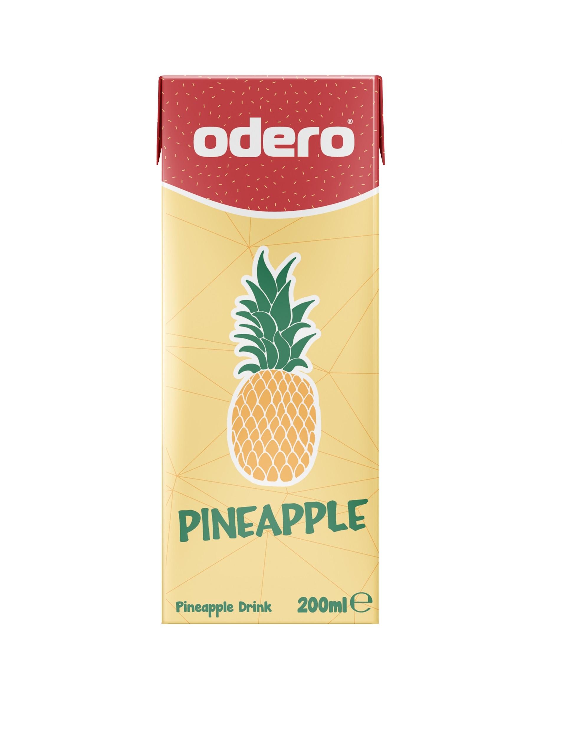 Pineapple Fruit Juice Best Price in Tetra Pak 200 ml