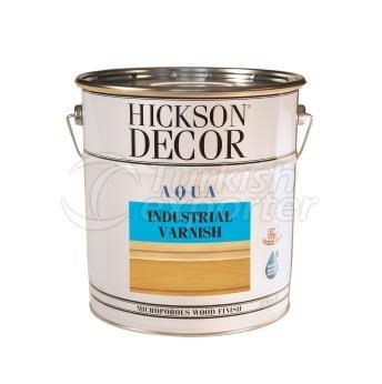 Hickson Decor Aqua Industrial - Verniz