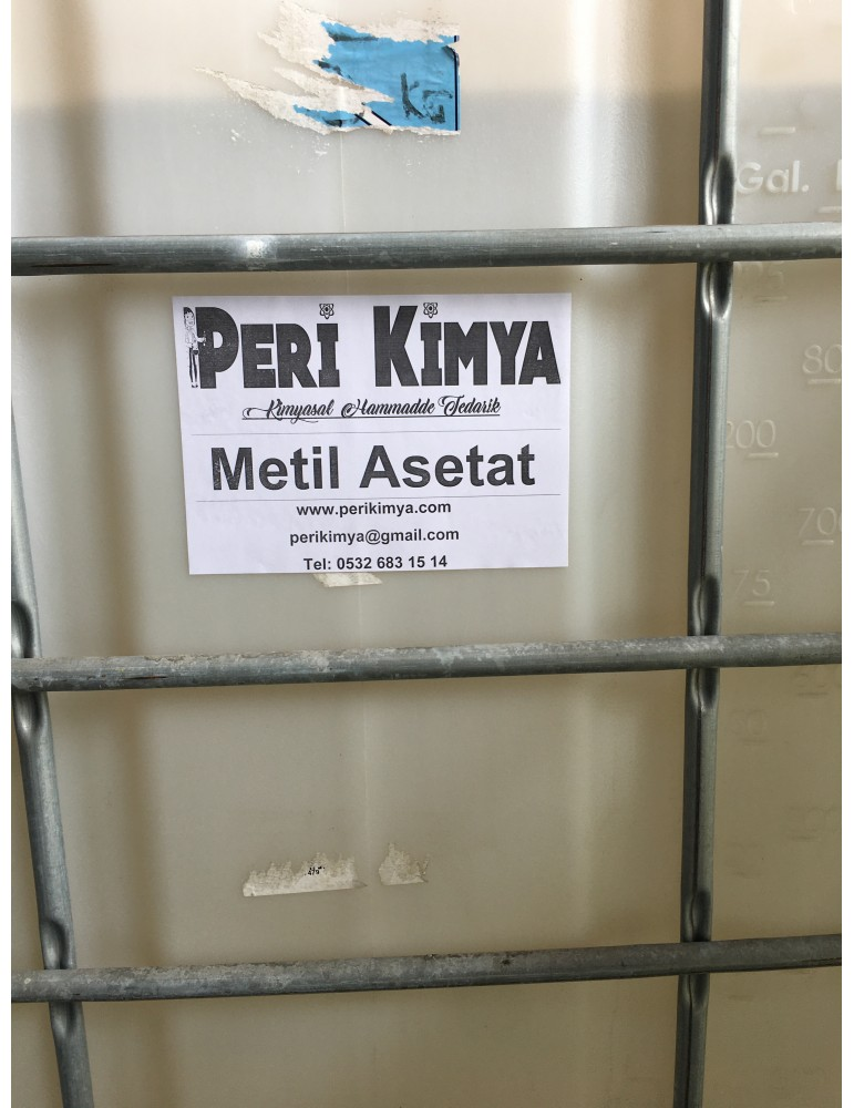 Metil Asetat