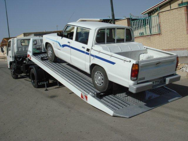 Car Recovery Equipment, hydraulic sliding platform