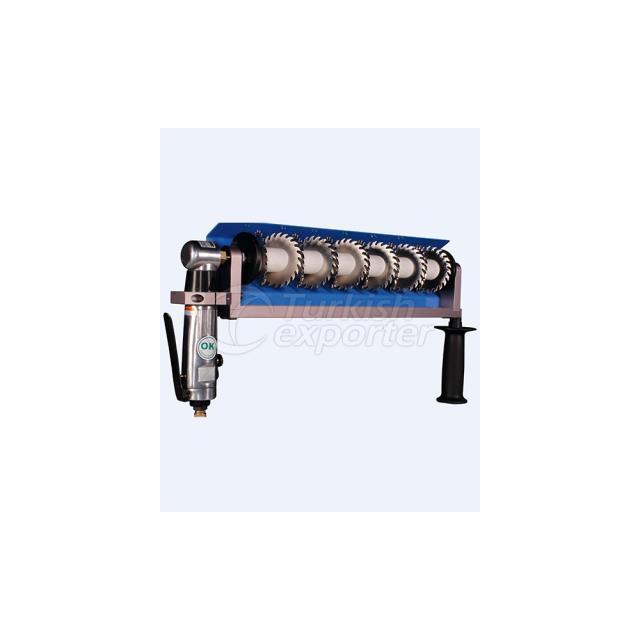Polyurethane Shaving Machine