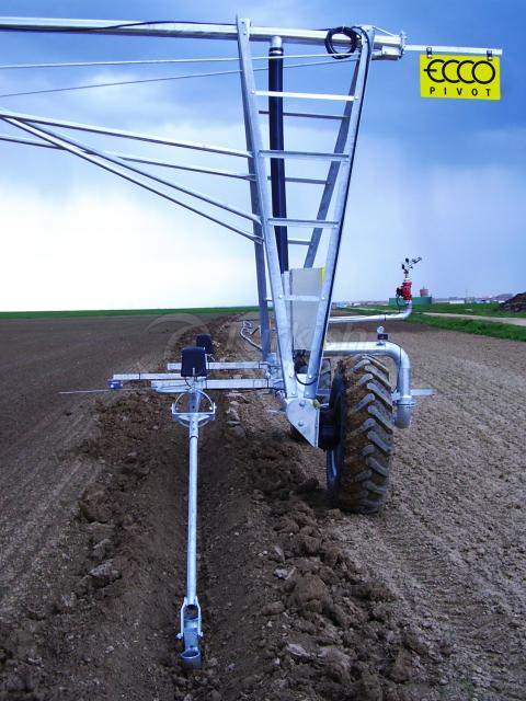 Pivot and Linear Irrigation Systems
