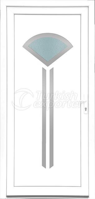 Pvc Panel - Flat Inoxline 16