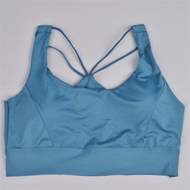 Cross back fitness Sports bra