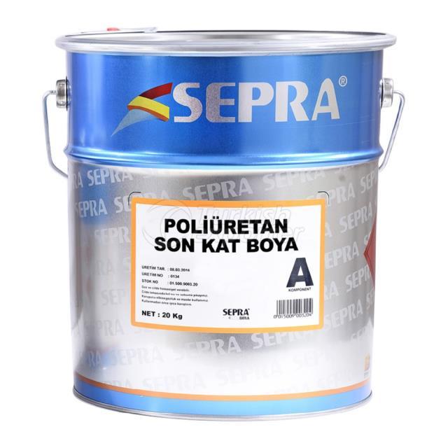 Topcoat Paint Polyurethane
