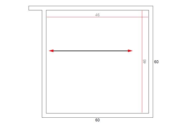 60x60 Box Profile