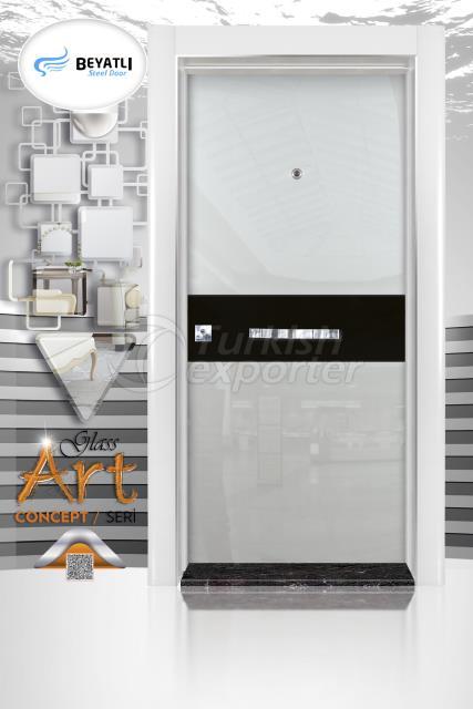 Steel Door - GLH 105