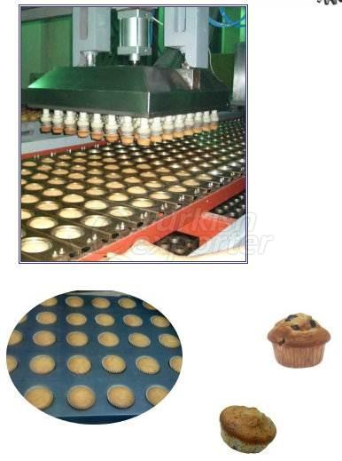 Cup Cake Production Line
