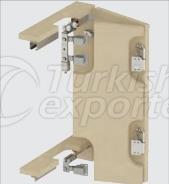 Sliding System For Folding Doors M05 7420