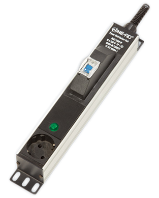 Aluminum Power Outlet 7027-8104