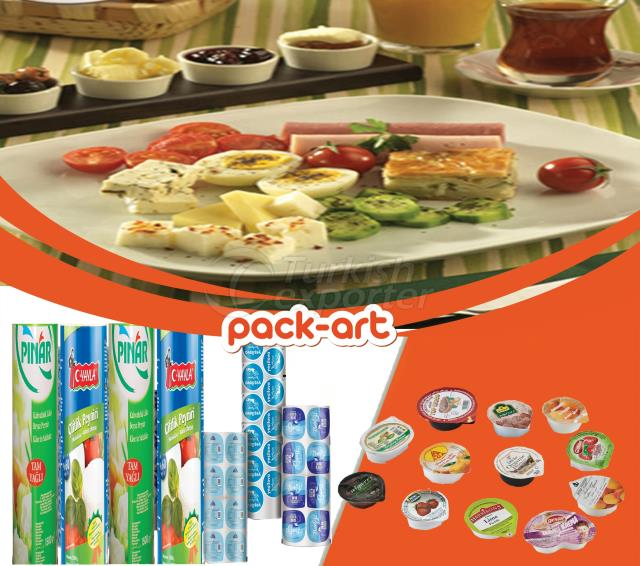BREAKFAST and CEREALS PACKAGING