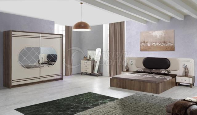 Mobília de quarto AMSTERDAM