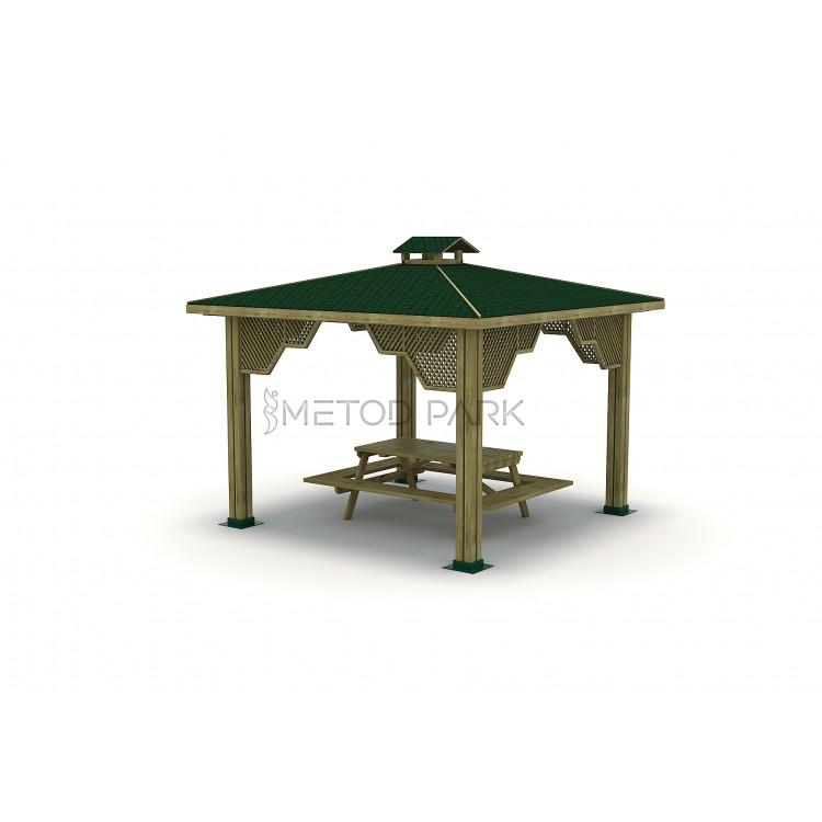 23 PM Picnic Table