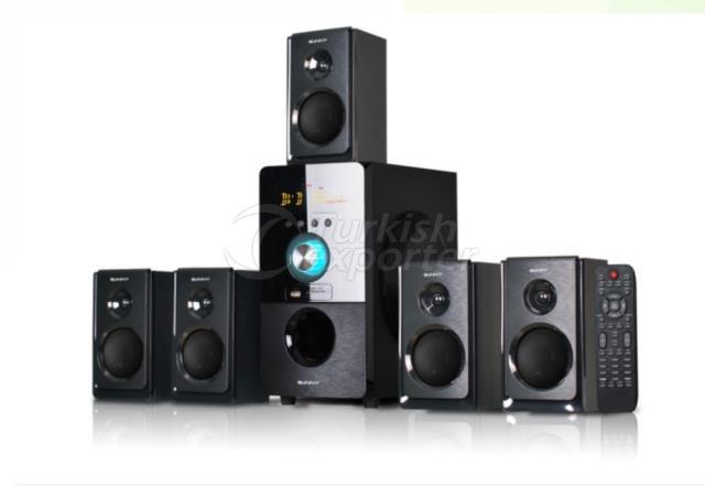 SN3SS22 5 1  انظمة الصوتية