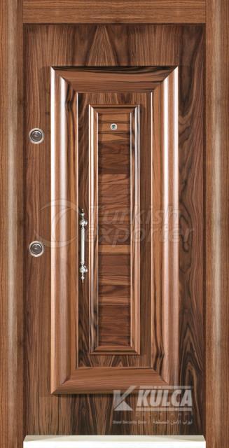 Exclusive Steel Door Z-9026