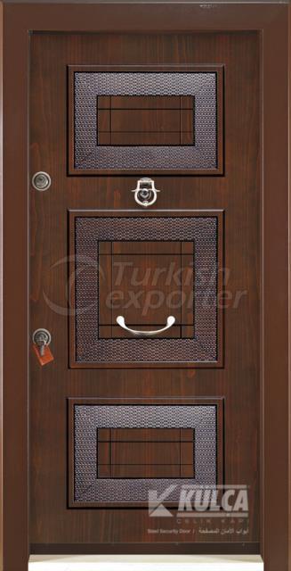 E-8015 (Panel Çelik Kapı)