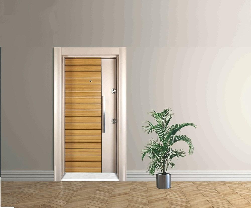 Steel Doors Platinum Vivid