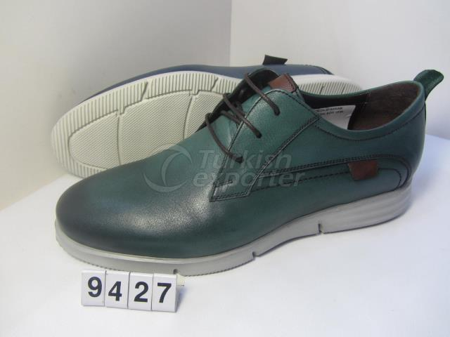 9427 Leather Shoes